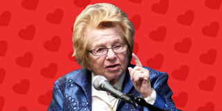 Dr. Ruth Love Advice