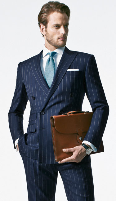 2012 Suits for Men - The New Rules of Suits
