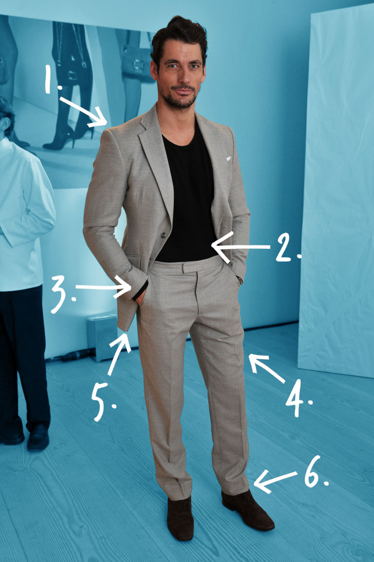 6 Easy Steps To Getting The Right Suit Fit Everytime