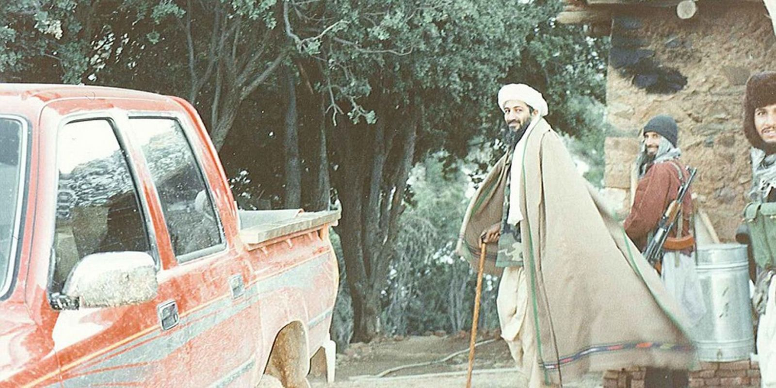osama bin laden compound photos tora bora photos