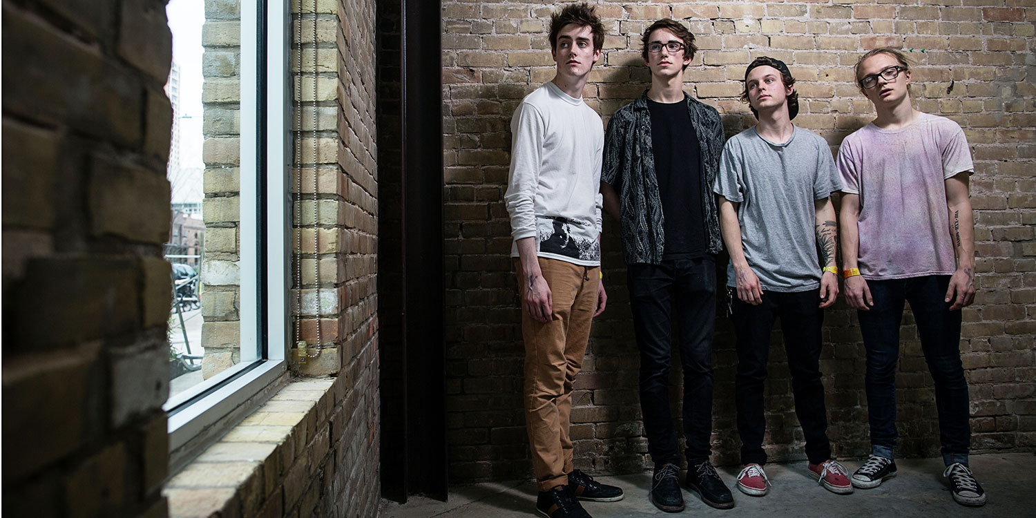 Live Sessions: Hippo Campus Play 'Suicide Saturday'