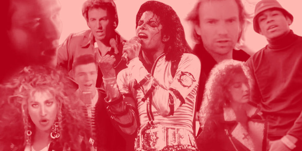 Top 40 flashback revisiting the hit songs of march 1988 for Best music 1988