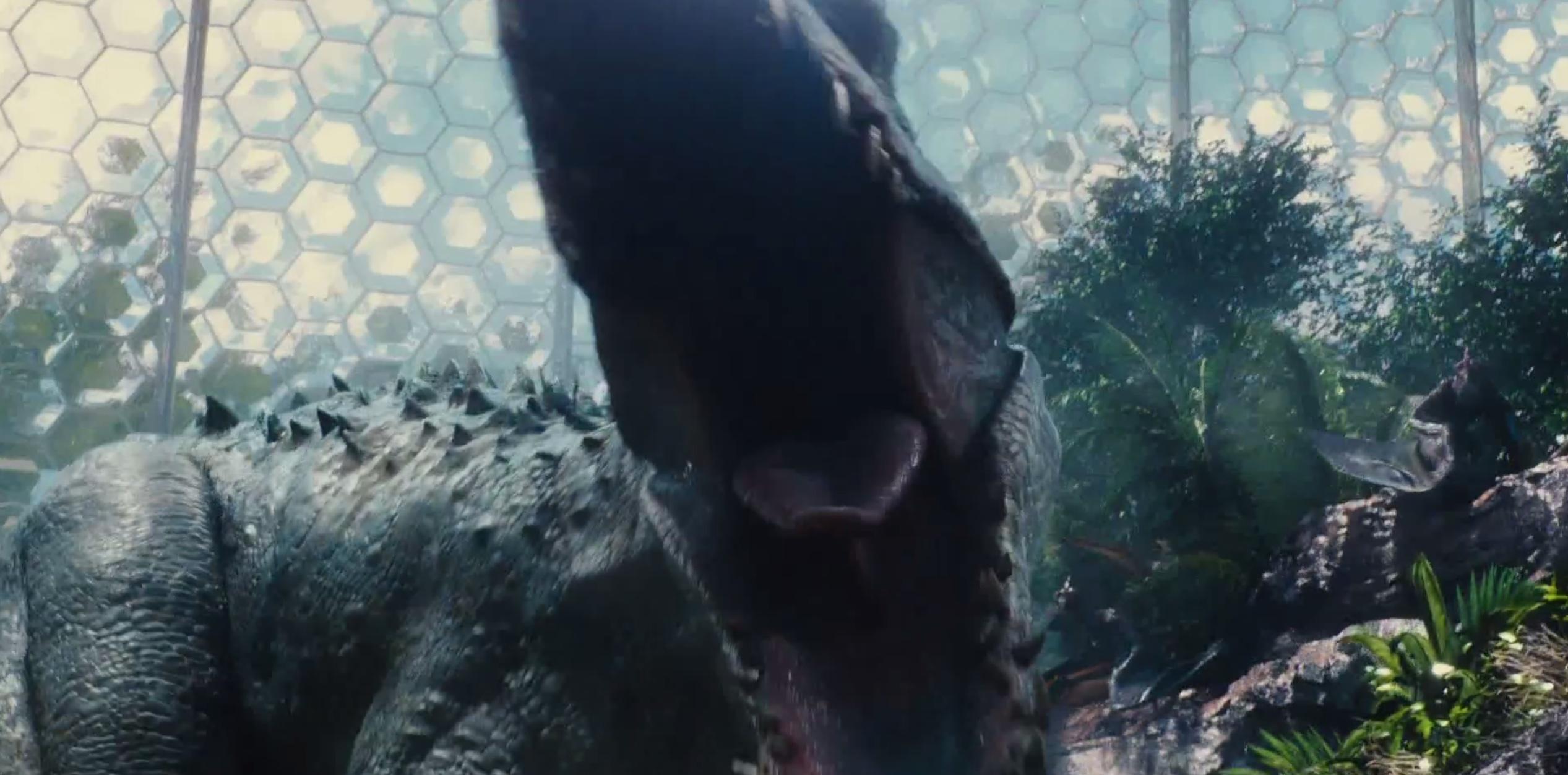 Jurassic World Trailer - Indominus Rex Dinosaurs Explained