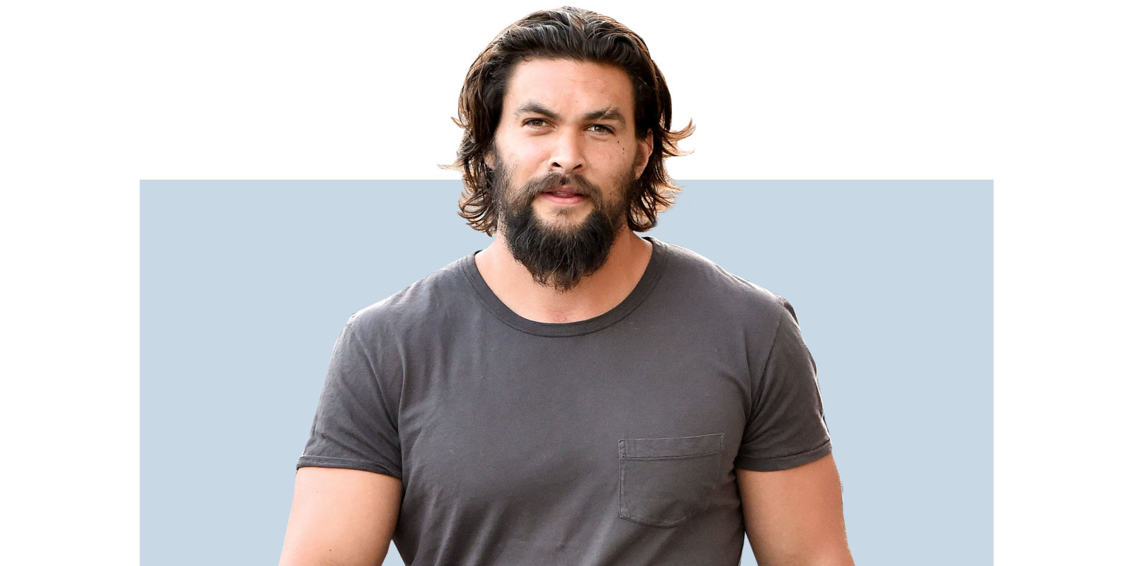 How Jason Momoa Gets H...