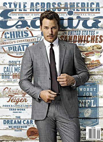 chris pratt рост