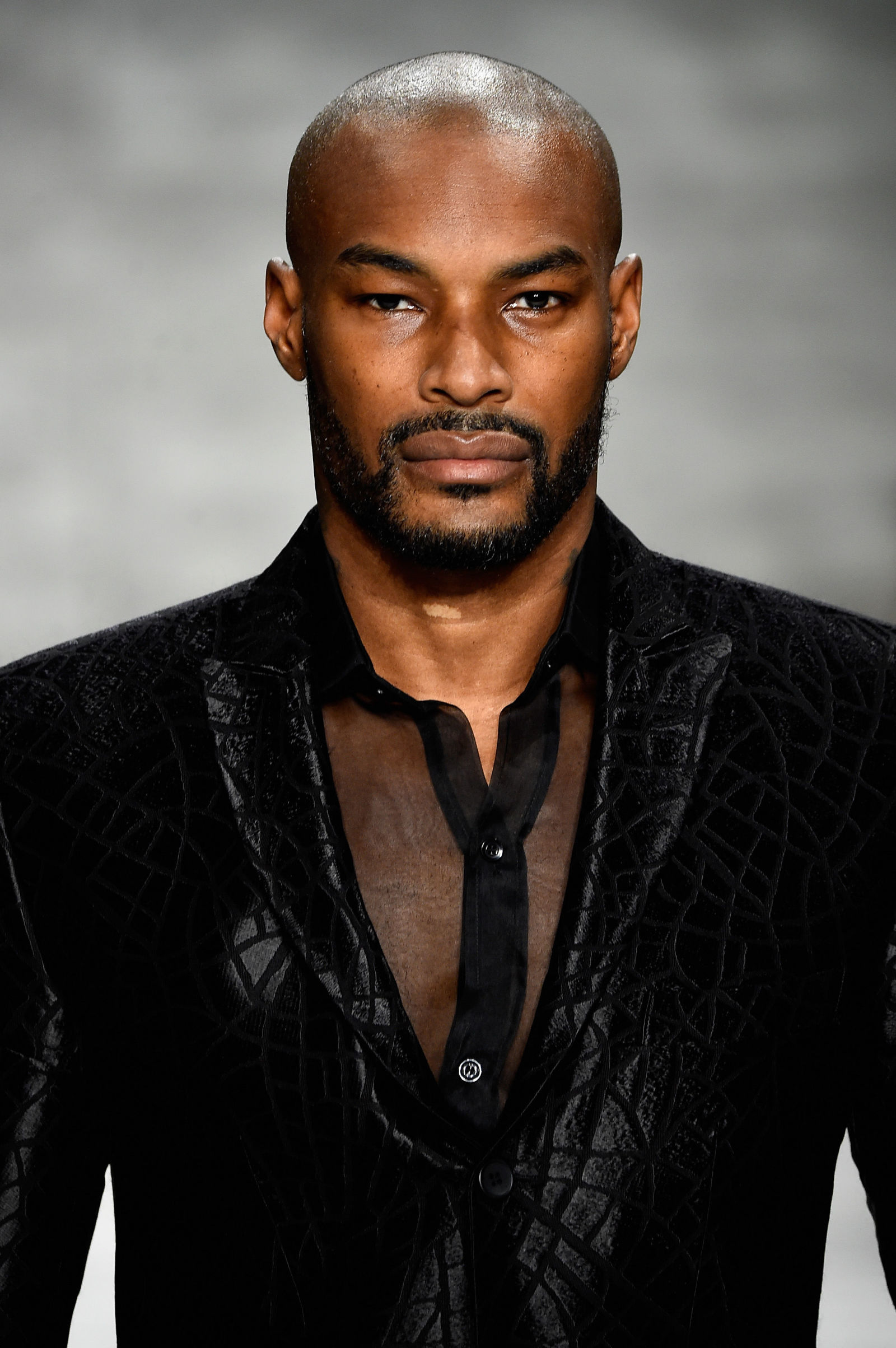 Tyson Beckford on Modeling, Racism in Fashion - Tyson ...