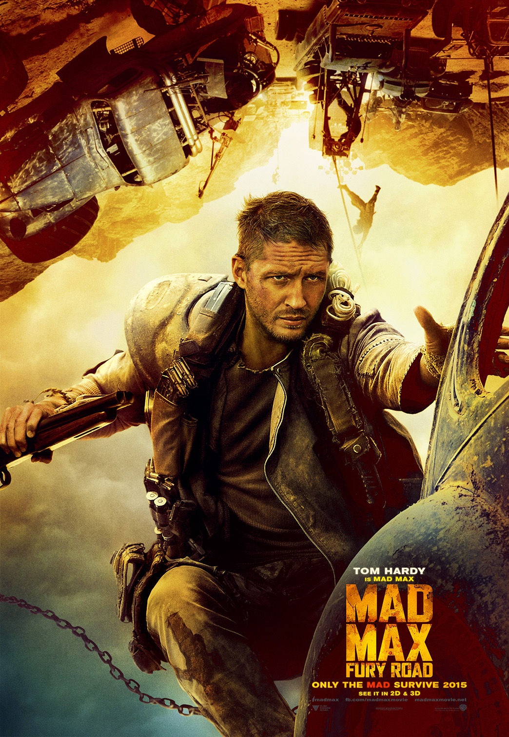 Mad Max 4 : Fury Road (2015) Movie Preview | Starseeker.com
