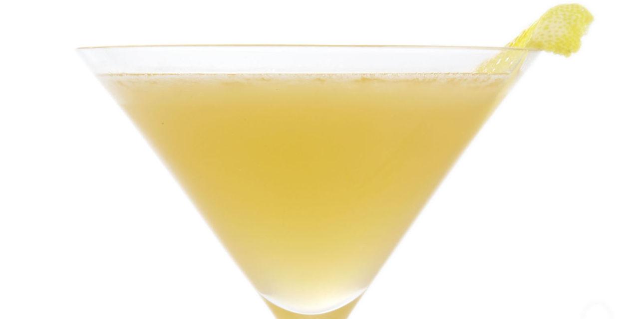 Between the Sheets Cocktail Recipe - 1 oz Cognac, 1 oz Light Rum, 1 oz ...