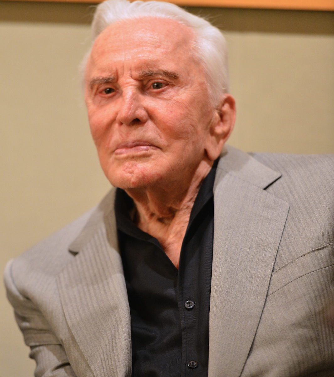 Kirk Douglas Interview - Academy Award Winning Actor - Quotes about ...