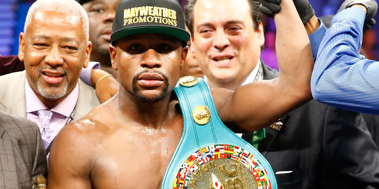 floyd mayweather essay Floyd mayweather jr was born on february 24, 1977 in grand rapids, michigan his father, floyd mayweather sr was a former boxer who fought in the welterweight division.