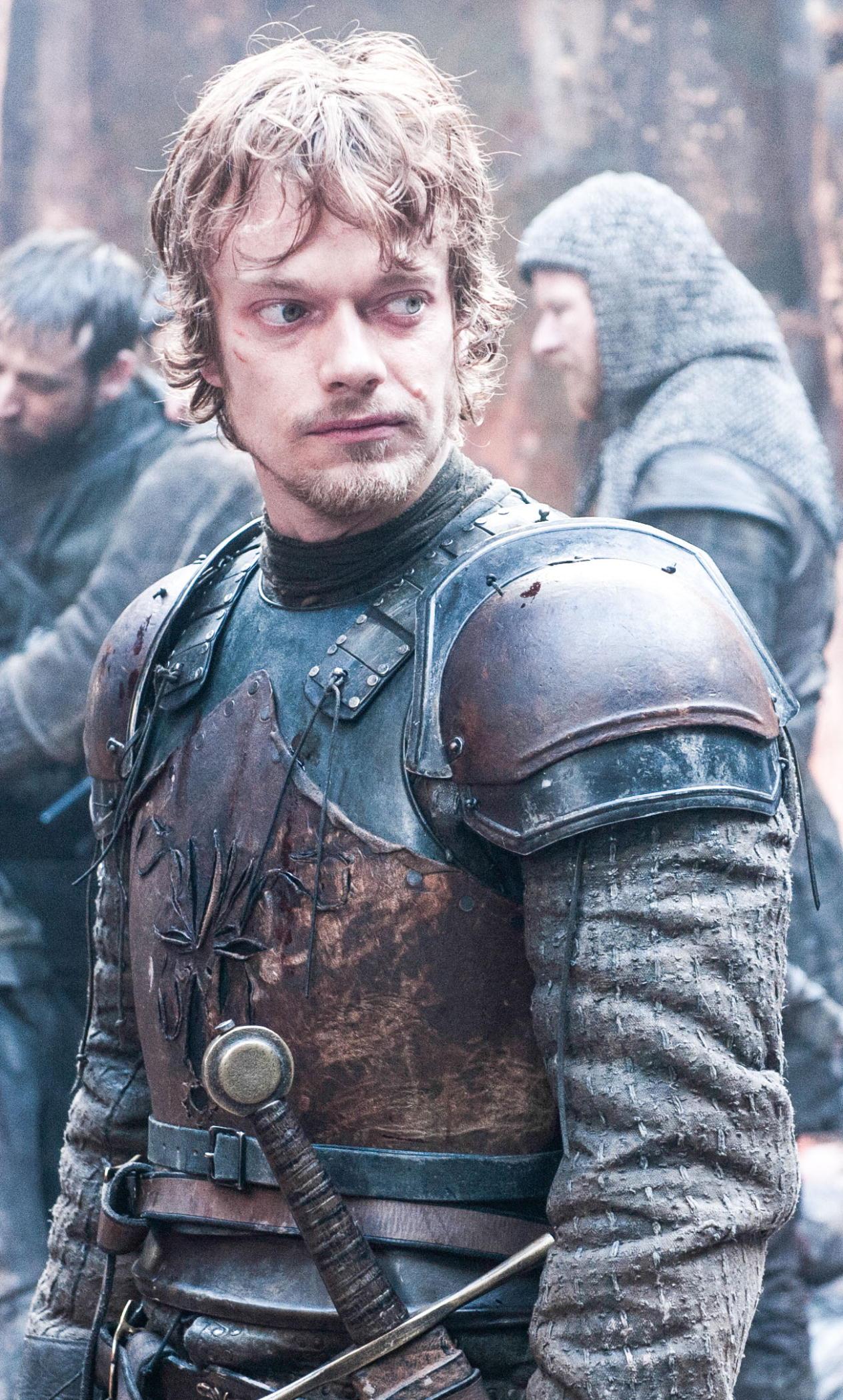Alfie Allen Game of Thrones Season 5 - Alfie Allen on ...