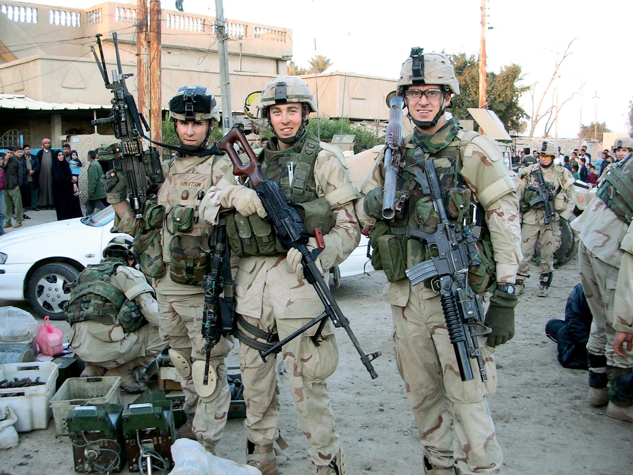 war on iraq at EssayPedia.com