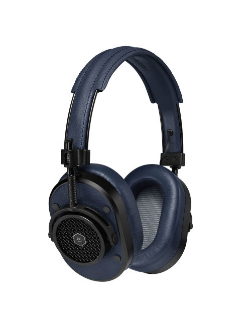 These headphones feature cowhide on the headband and soft lambskin on the ear pads, which makes for a product that feels as luxurious and warm as it sounds.</p> <p>MH40 headphones ($399) by Master & Dynamic, master dynamic.com<br />
