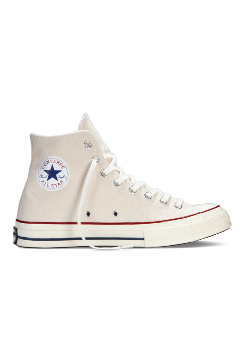Take dad back to his high school glory days with these Chuck Taylors that faithfully replicate the more robust version of this footwear icon that dominated basketball courts and school hallways all throughout the 1970s.<br /> All Star Chuck '70 sneaker ($85) by Converse, converse.com<br />
