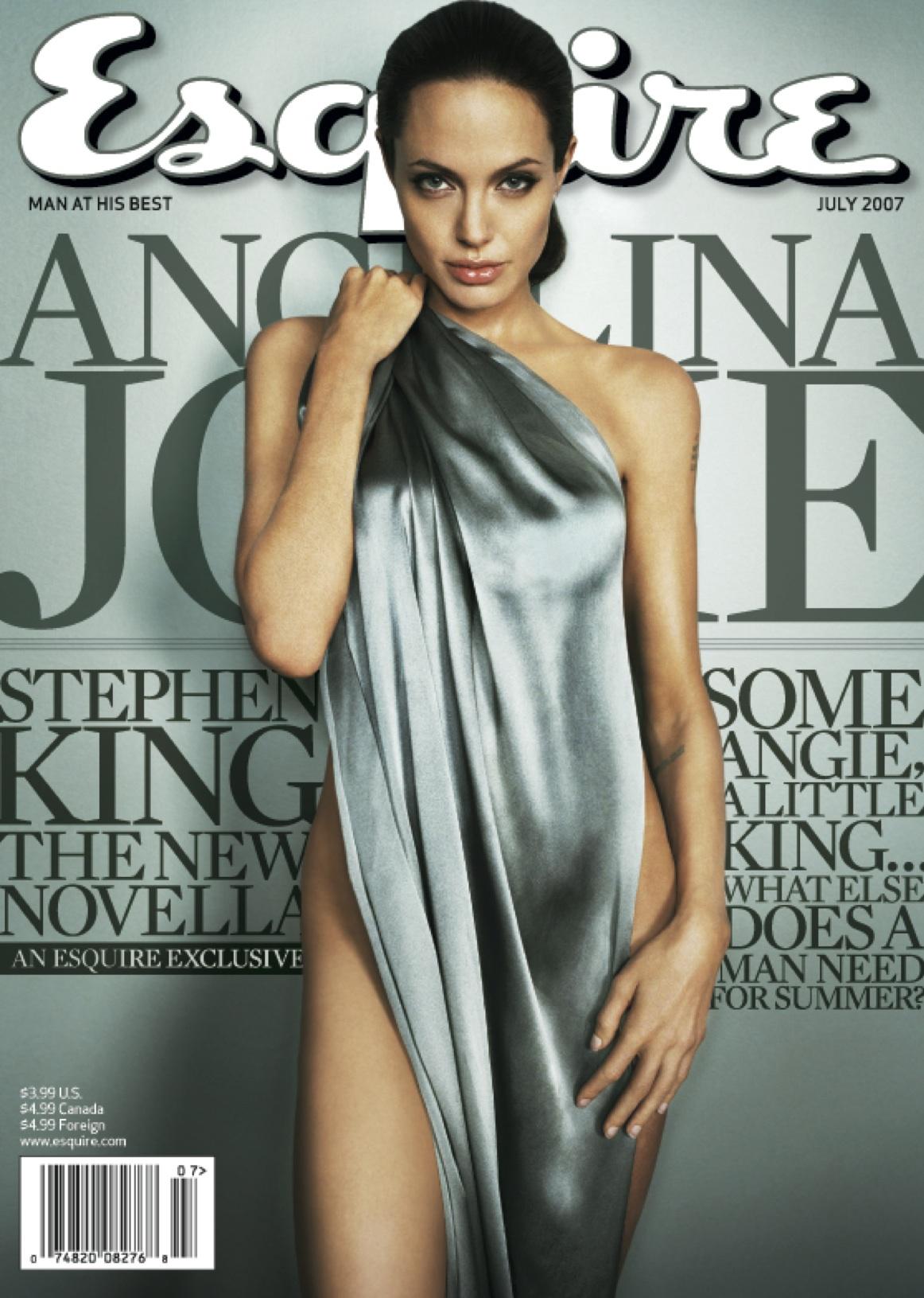 Jolie Magazine November 2017 Issue: Angelina Jolie's Greatest Career