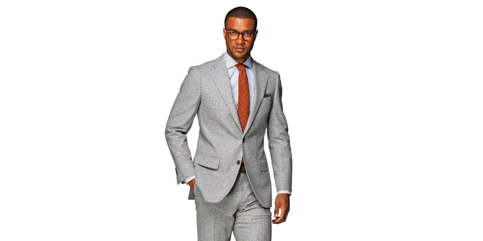 The Only Five Suits You'll Ever Need to Own - Best Men's Suits 2015