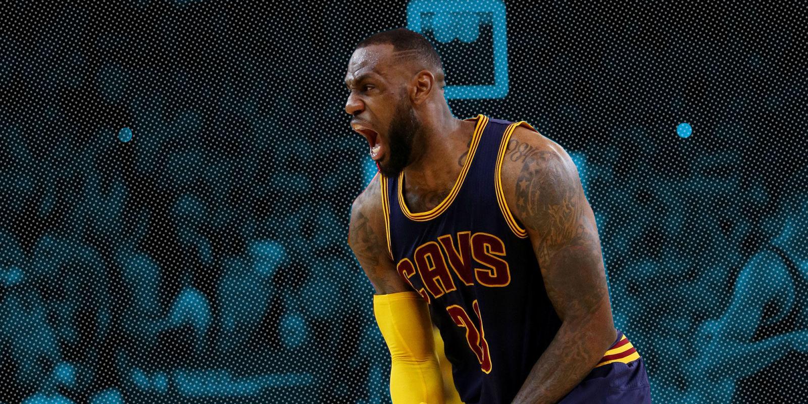 NBA Finals Game 2 Recap: LeBron Is Still the Best