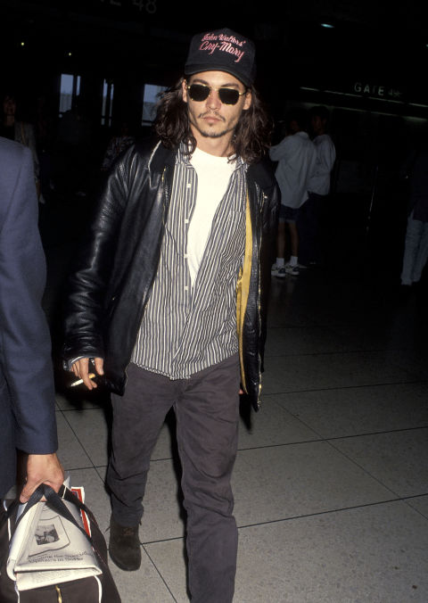 Johnny depp 39 s 10 best outfits johnny depp 39 s best looks Fashion style johnny depp