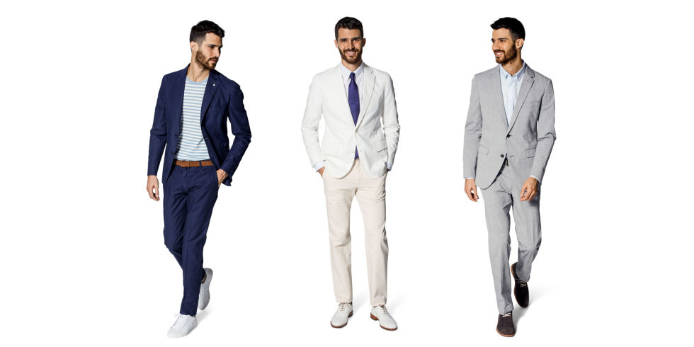 Best Summer Suits for Men in 2015