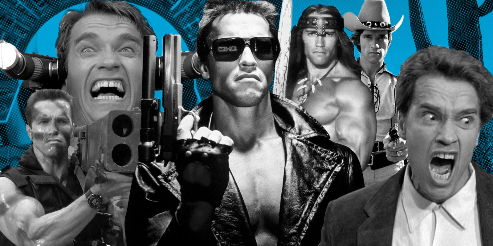 Best Arnold Schwarzenegger Movies Ranked - Terminator to ...