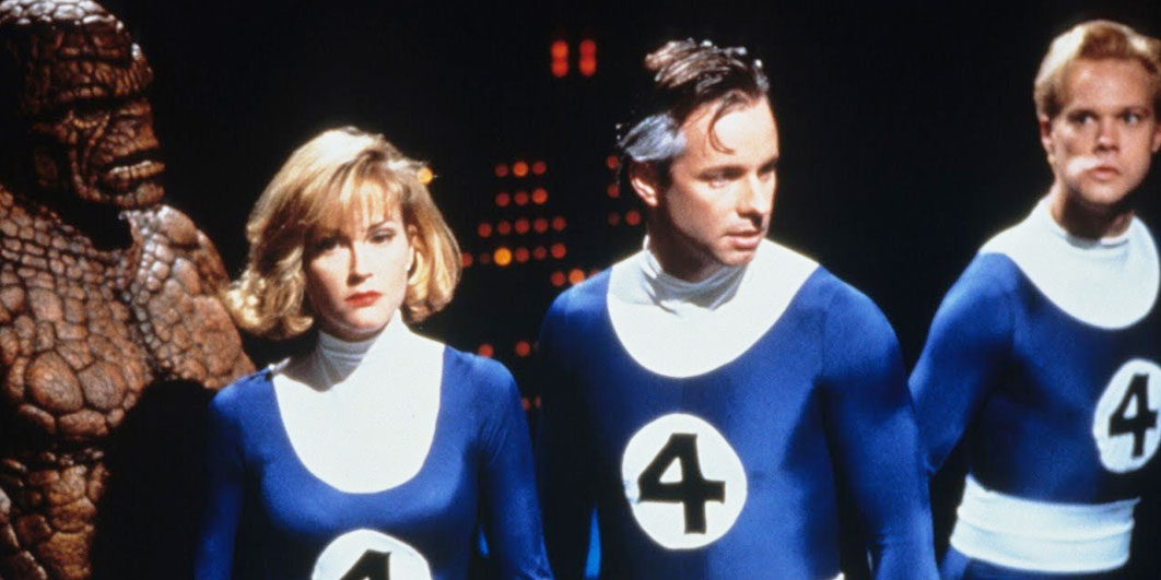 Fantastic Four 1994 - Doomed! Documentary