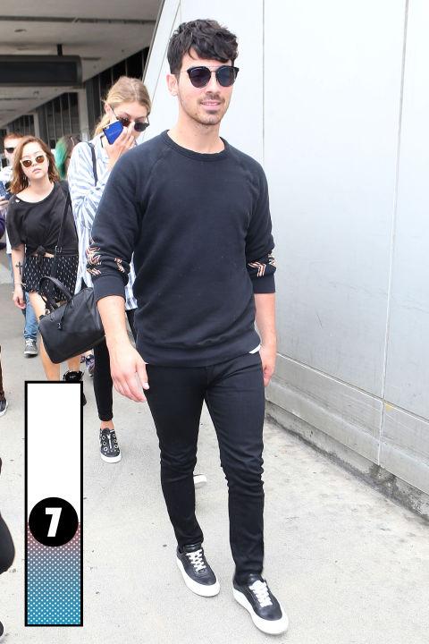 Joe Jonas – ShoesVaganza – Online Shoes Supermarket