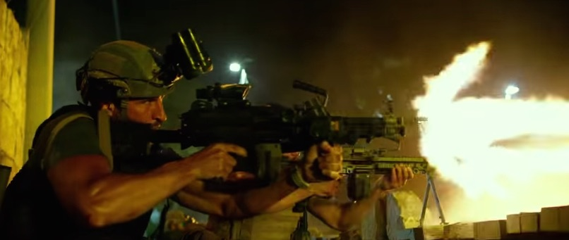 Cia Grs Wallpaper: Michael Bay's 2012 Benghazi Attack Trailer
