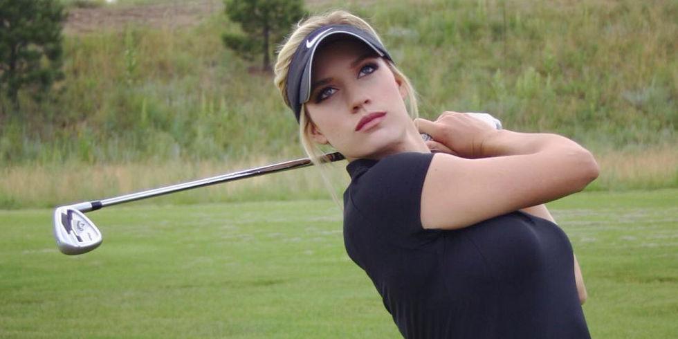 Paige Spiranac, la golfista hot con mas seguidores