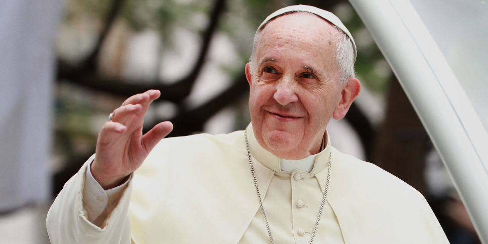 Was Pope Francis Actually Swindled into Meeting Kim Davis?