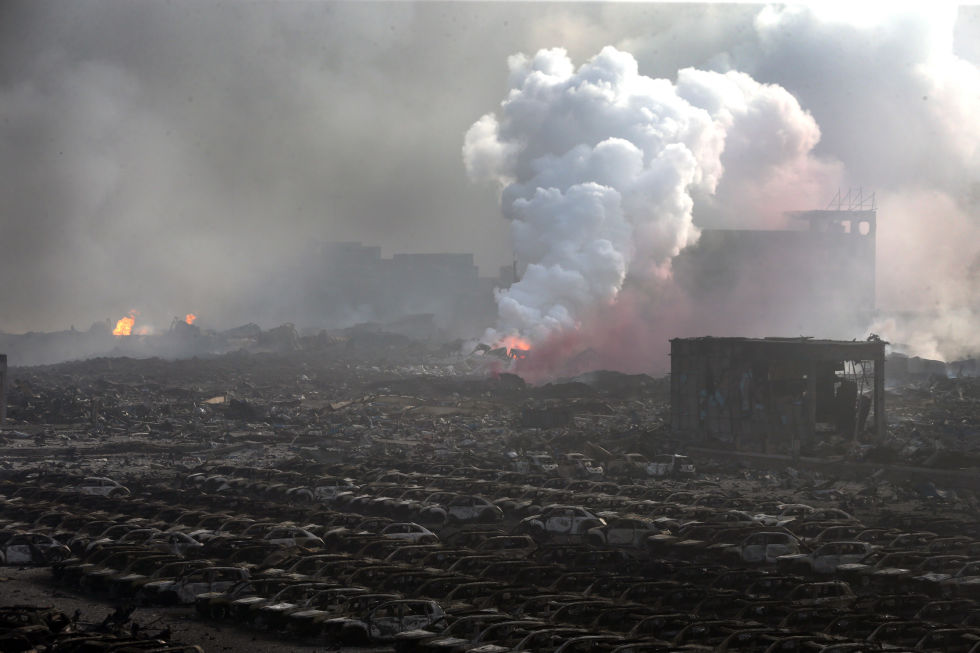 4 explosiones que cambiaron al mundo