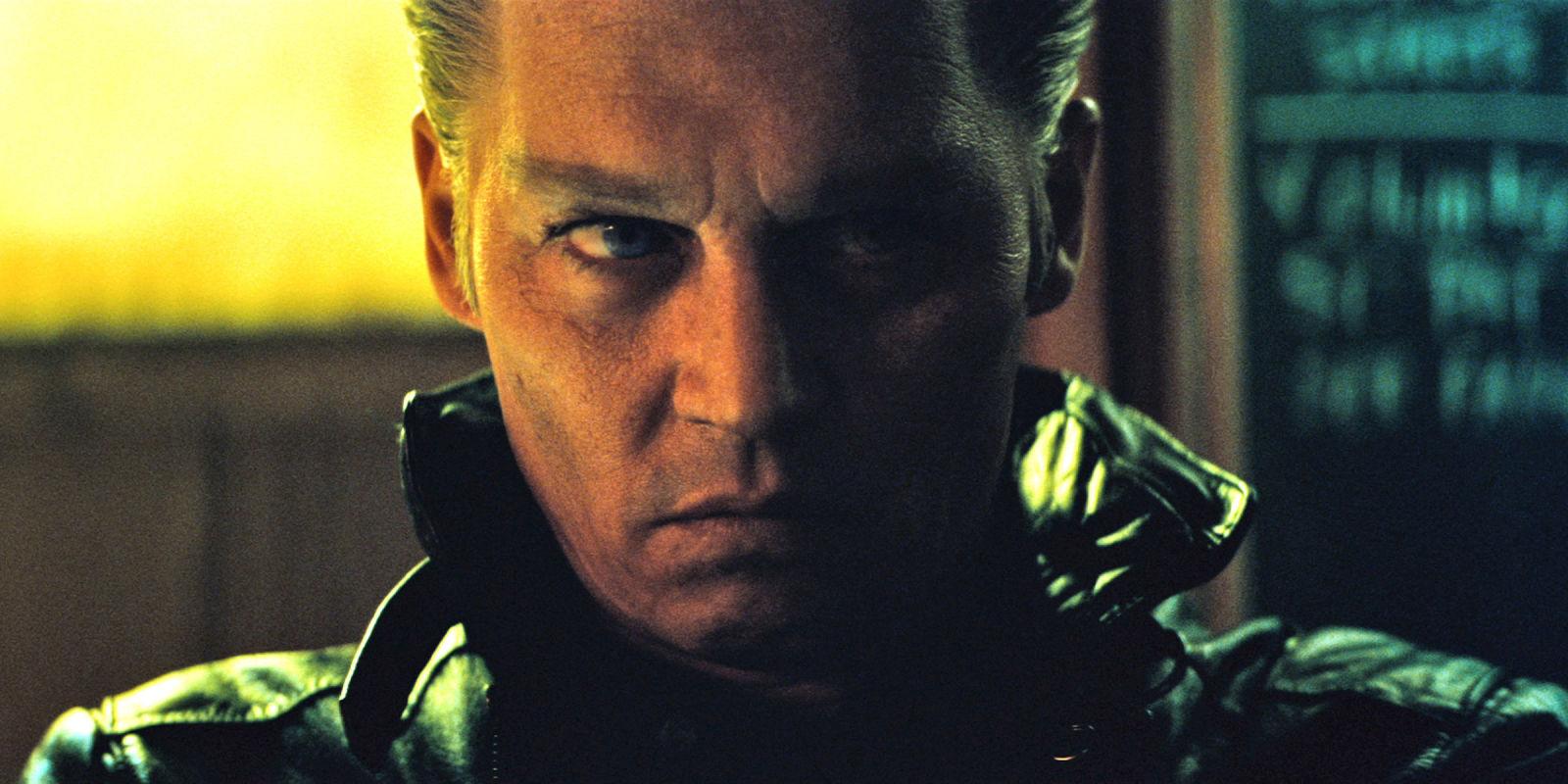 Black Mass Trailer Puts Johnny Depp Whitey Bulger History