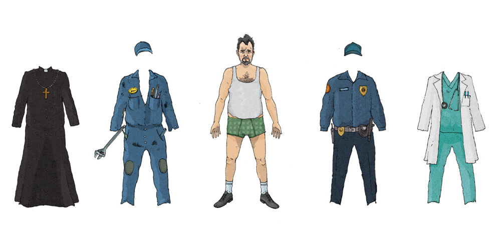 tom chiarella paper dolls