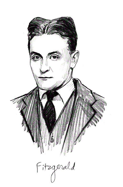 f scott fitzgerald essay Free f scott fitzgerald papers, essays, and research papers.