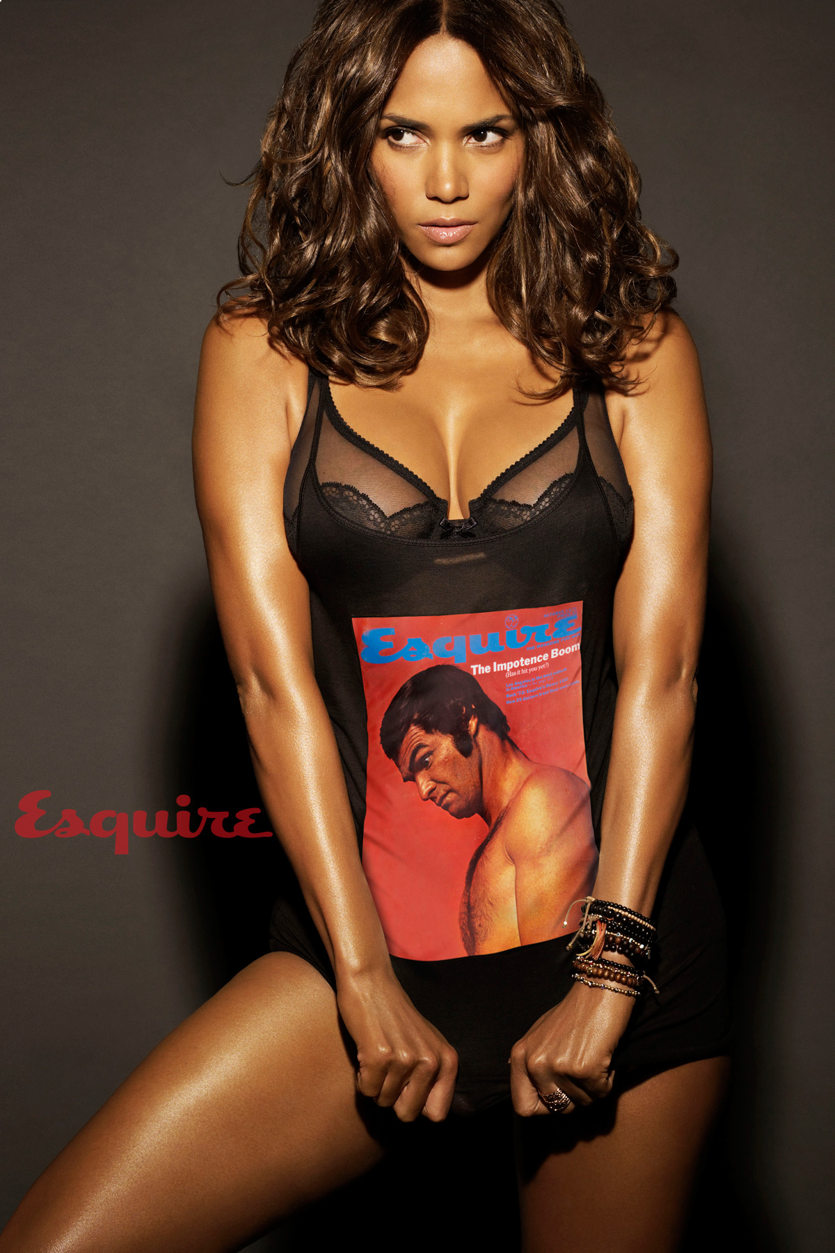 Halle Berry: The Sexiest Woman Alive 2008