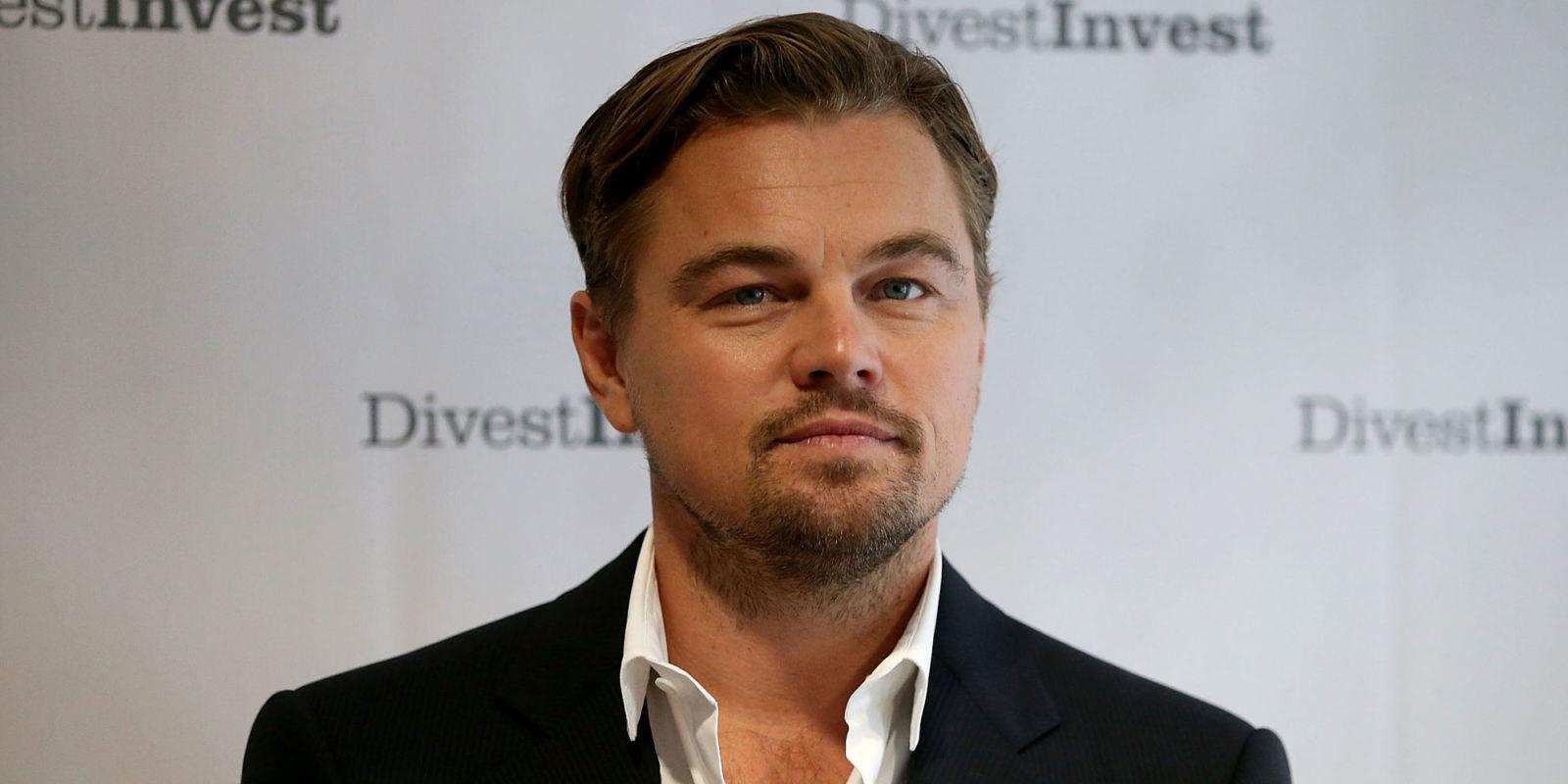 Phenomenal Leonardo Dicaprio Loses Man Bun And Beard Leonardo Dicaprio39S Short Hairstyles Gunalazisus