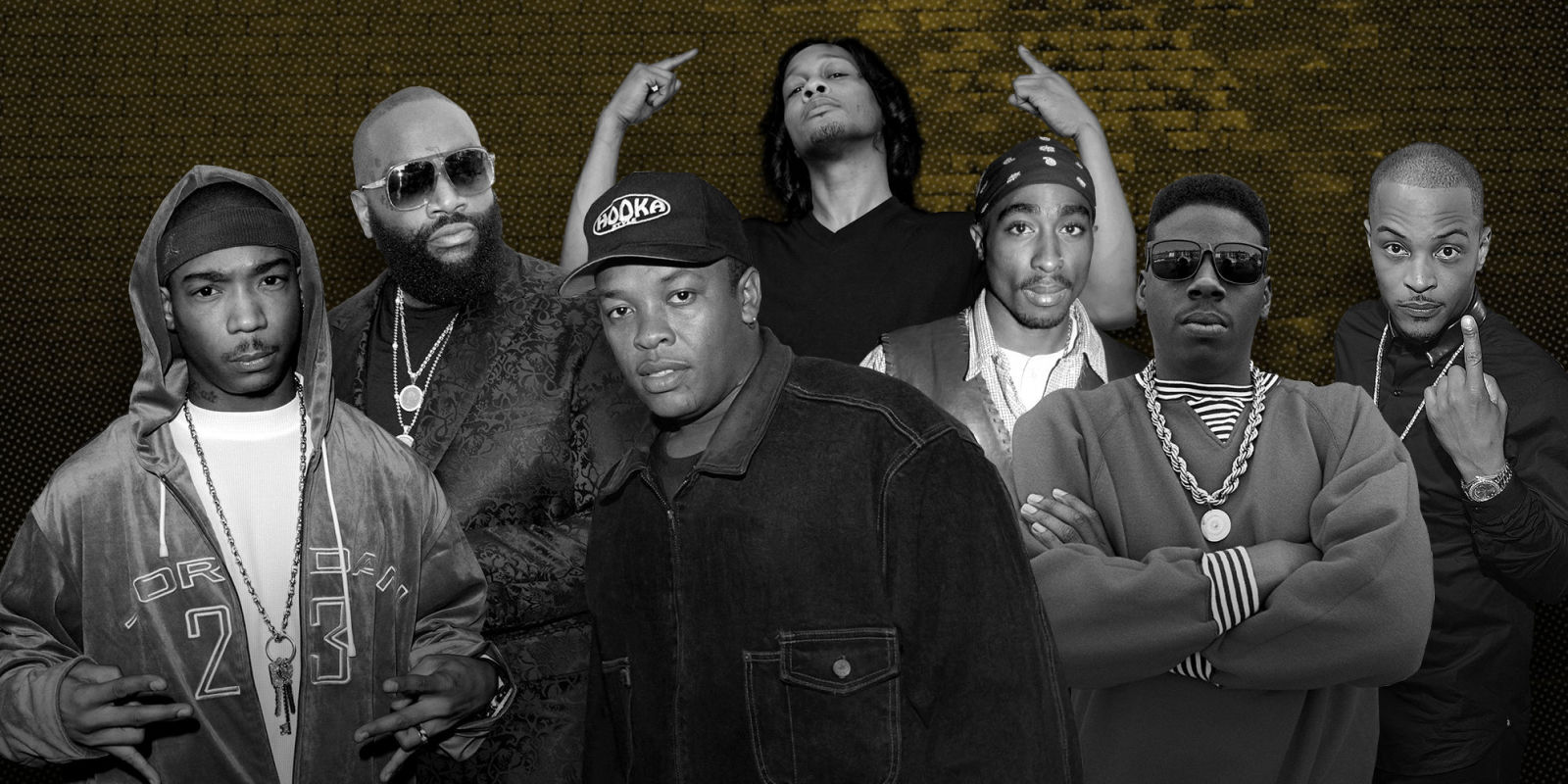 Gangster Rapper