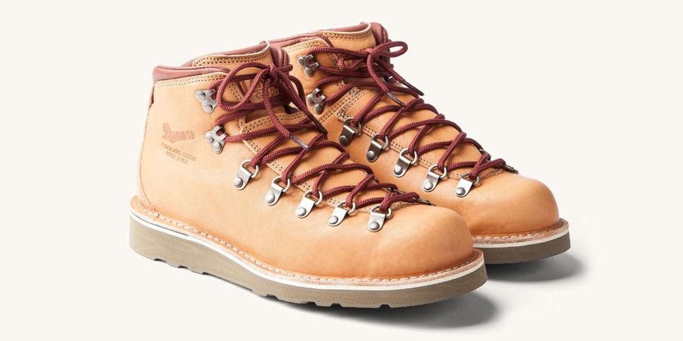 The Footwear Fix: Danner x Tanner Goods Mountain Pass Randolph ...