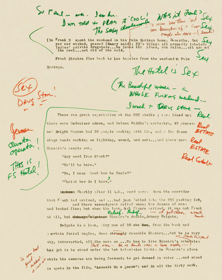 summary of frank sinatra essay Born in hoboken, new jersey, on december 12, 1915, frank sinatra rose to  fame singing big band numbers in the '40s and '50s, he had a.