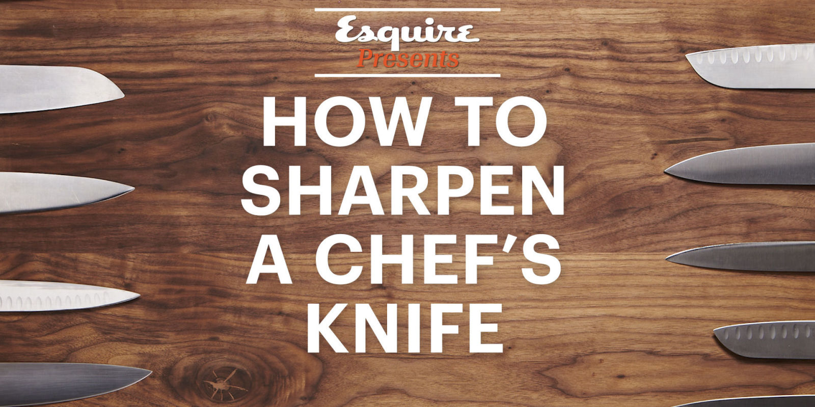 how to sharpen knife how to sharpen a chef 39 s knife. Black Bedroom Furniture Sets. Home Design Ideas