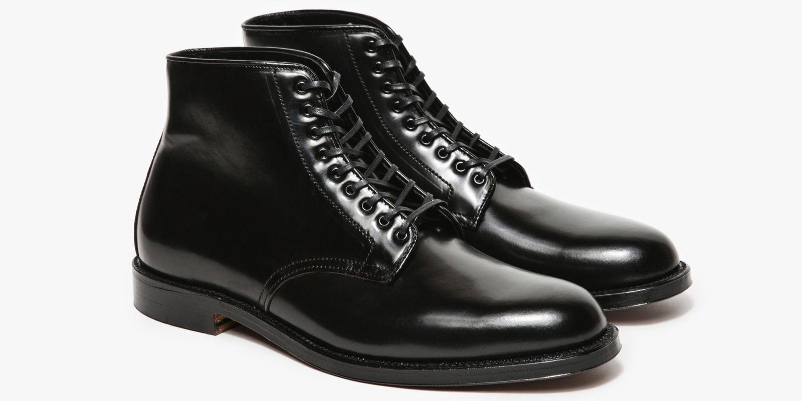 The footwear fix alden laurel plain toe boots for The alden