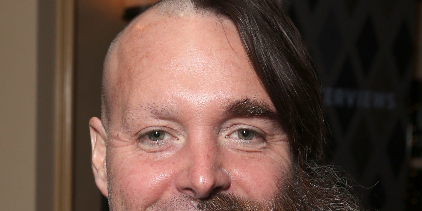 Will Forte Reveals His Half-Shaved Beard