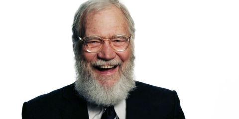 david letterman doesn 39 t care if you hate his beard. Black Bedroom Furniture Sets. Home Design Ideas