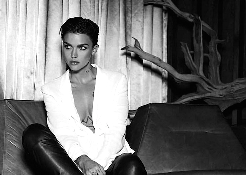 Ruby Rose Sexy Instagram Photos