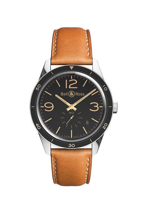 men brown leather gold arrival watches mens white color new luxury strap dial hand sports mechanical wind