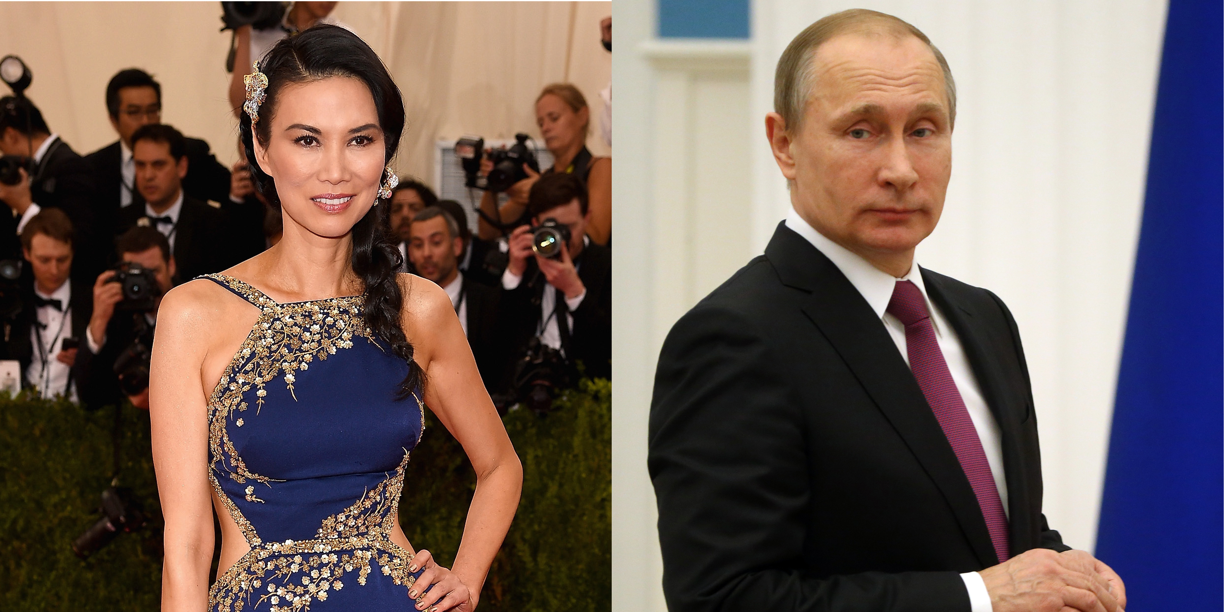 russian president dating