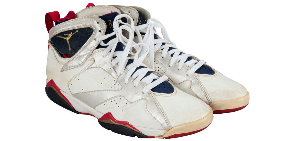 Michael Jordan\'s Nikes From the \'92 Olympics Dream Team Are Up For