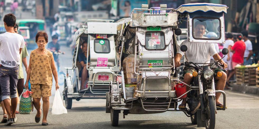 Jeepney - Magazine cover