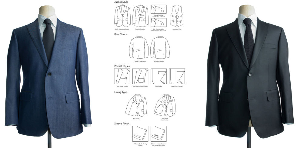 Now You Can Customize Your American-Made Suit Online