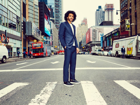 Hamilton's Daveed Diggs Is the Most Charismatic Person in the Room