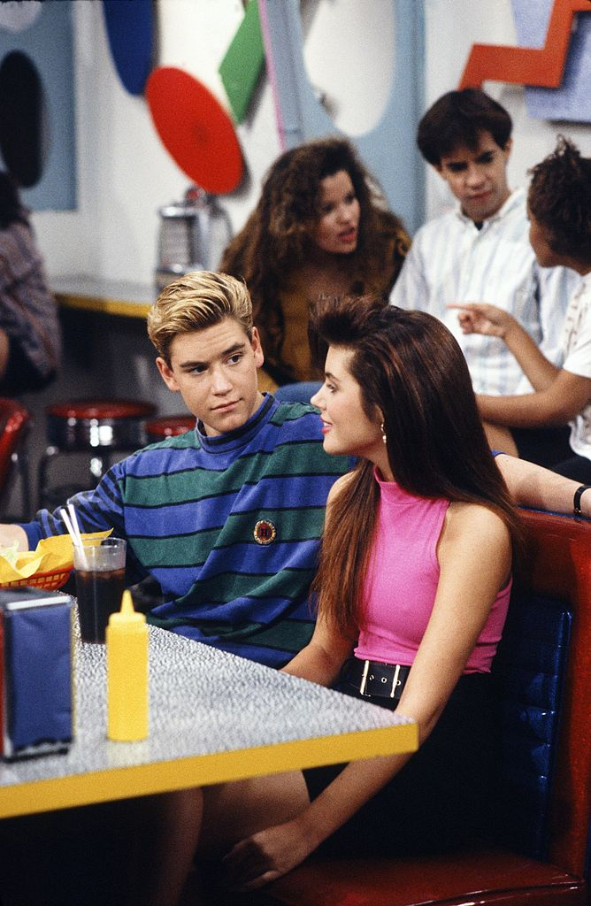 The Cool Kids Go To The Max Saved By The Bell Pop Up